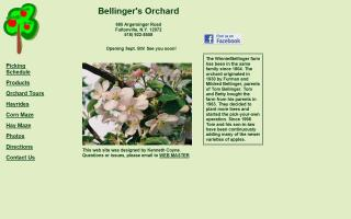 Bellinger's Orchard