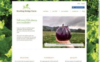Bending Bridge Farm