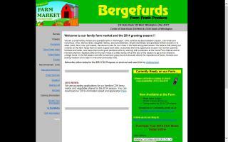 Bergefurd's Farm Market