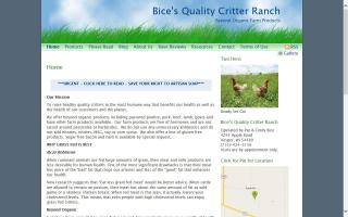 Bices Quality Critter Ranch