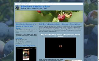 Billy Boy's Blueberry Barn