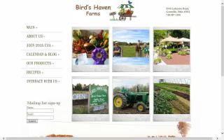 Bird's Haven Farm