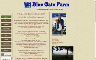 Blue Gate Farm