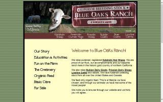 Blue Oaks Ranch