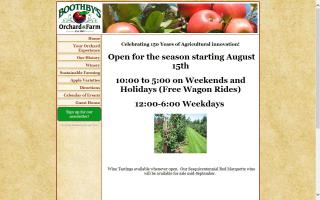 Boothby's Orchard
