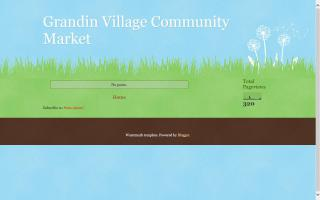 Grandin Village Community Market