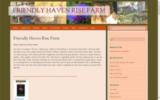 Friendly Haven Rise Farm