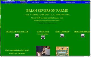Brian Severson Farms