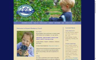 Bryant Blueberry Farm & Nursery