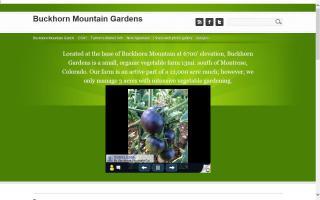 Buckhorn Gardens