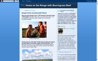 Bunchgrass Beef