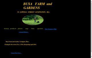 Busa Farm