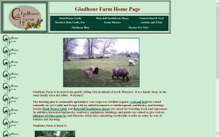 Gladhour Farm