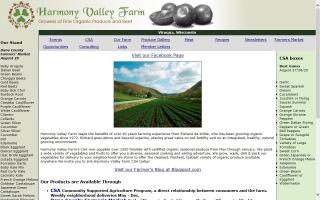 Harmony Valley Farm