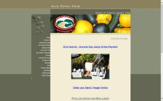 Josie Porter Farm