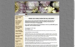 Keene Organics