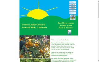 Lemon Ladies Orchard