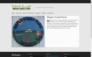 Maple Creek Farm CSA