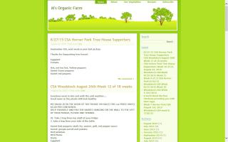 M's Organic Farm