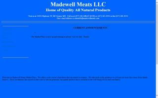 Madewell Meats, LLC