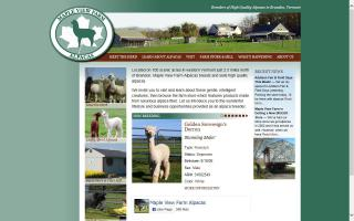 Maple View Farm Alpacas