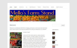 Mello's Farm Stand