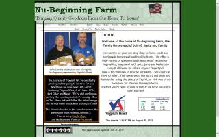 Nu-Beginning Farm