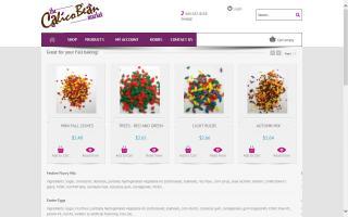 The Calico Bean Market