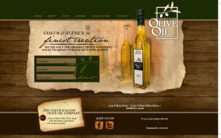 Coeur D'alene Olive Oil Company