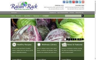 Raisin Rack