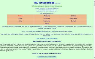 T &J Enterprises