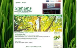 Graham's Gluten Free Foods