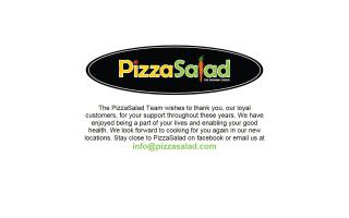 PizzaSalad