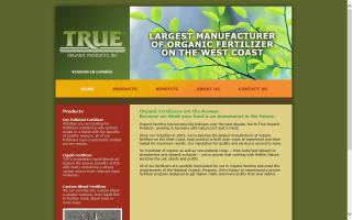 True Organic Products Inc.