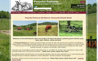 Peaceful Pastures