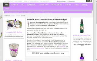 Peaceful Acres Lavender Farm