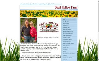 Quail Hollow Farm CSA