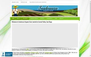 Seabreeze Organic Farm