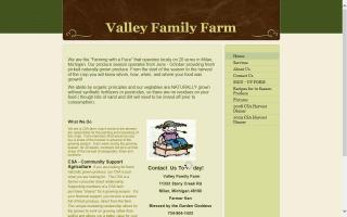Valley Family Farm