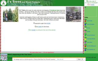 Z's Trees and Wood Products, LLC