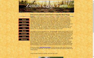 Zenubi Creek Farm