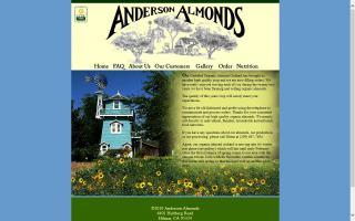 Anderson Almonds
