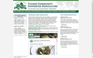 Tucson Community Supported Agriculture