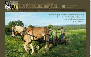 Live Power Community Farm