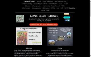 Long Beach Grows