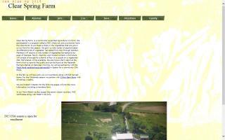 Clear Spring Farm