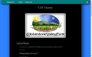 Cobblestone Valley Farm