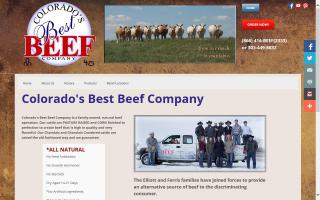 Colorado's Best Beef Company