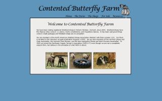 Contented Butterfly Farm