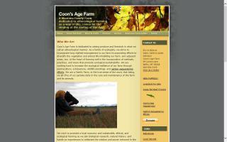 Coon's Age Farm